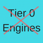 Tier 0 Engines in California Must Be Completely Retired