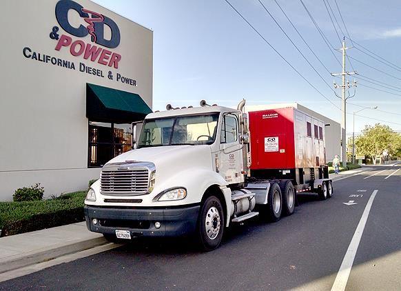 Generator Maintenance and Sales Sacramento, CA