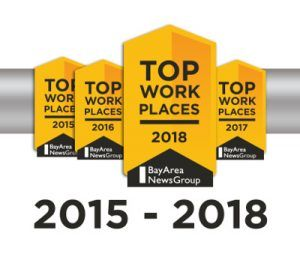 CD & Power - Bay Area Top Workplace Winner