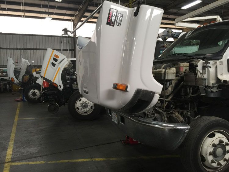 Truck-bit-inspection