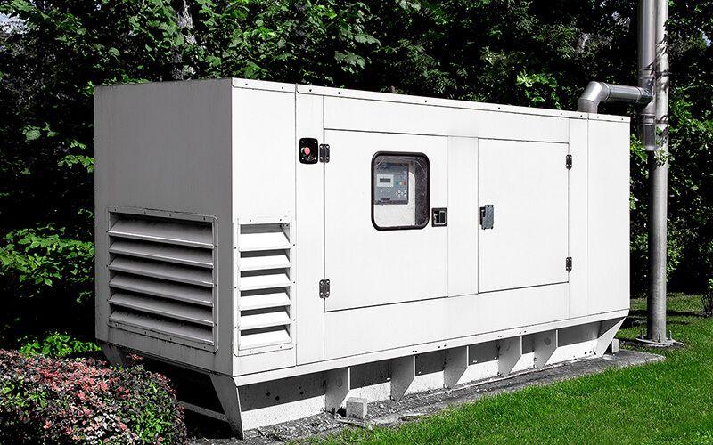 Generator sales rental service