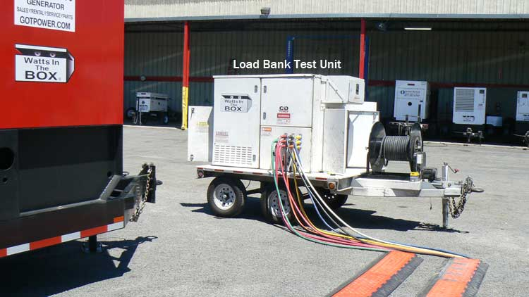 Load bank test