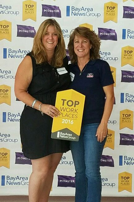 CD & Power 2016 Top Workplace Award