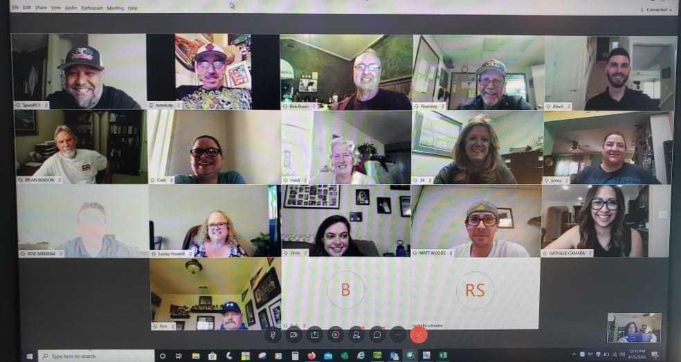 CD & Power Meets as a Team Online