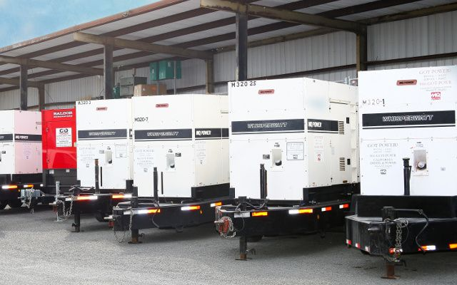 MQ Portable Generators