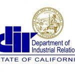 Department of Industrial Relations Logo