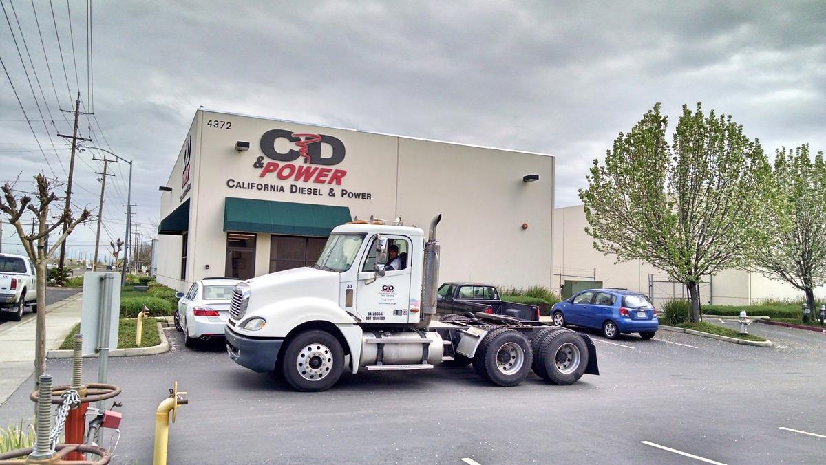 Sacramento Trucks, CD & Power