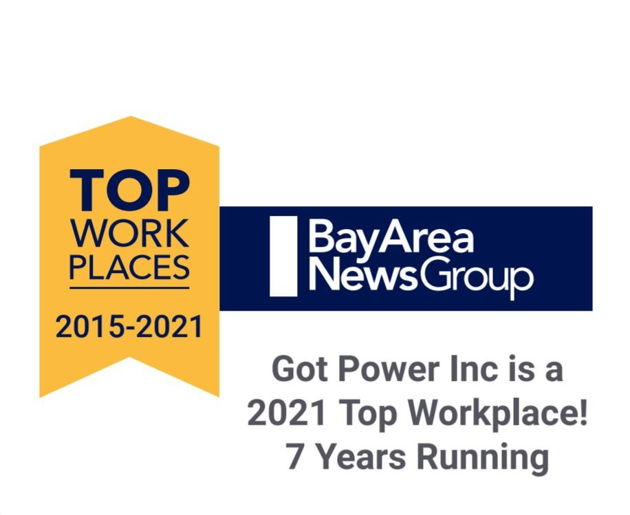 Bay Area Top Workplace